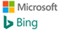 Microsoft bing label